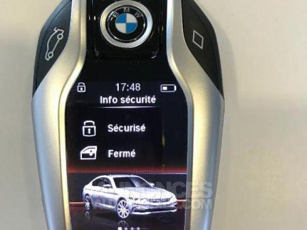 BMW Série 5 530dA xDrive 265ch M Sport Steptronic Saphirschwarz metallise Occasion - 14