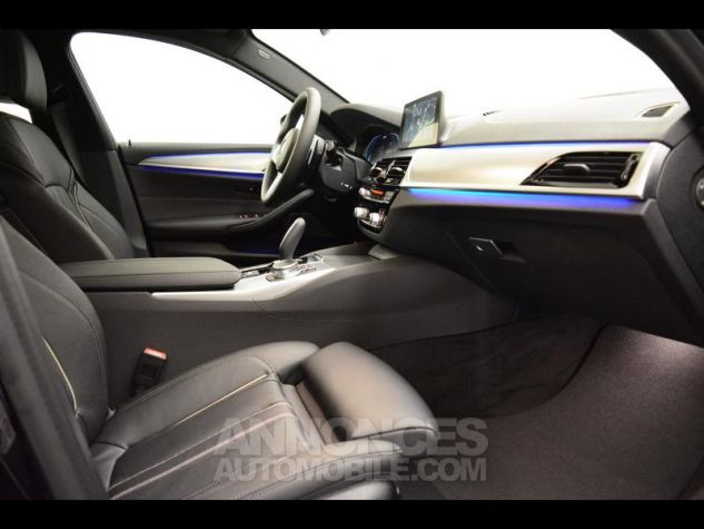 BMW Série 5 530eA 252ch M Sport Steptronic Euro6d-T 36g Saphirschwarz Neuf - 4
