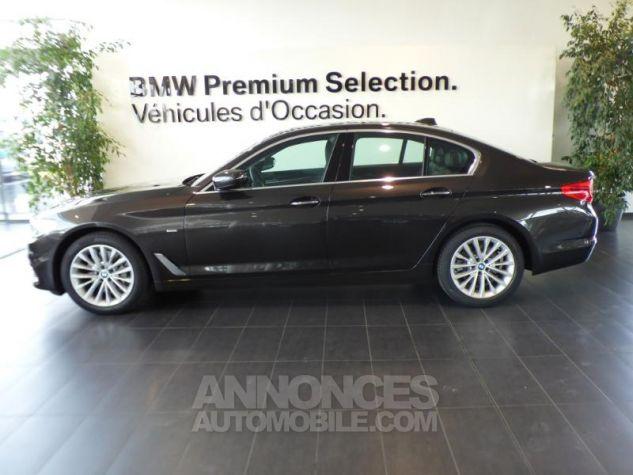 BMW Série 5 530iA 252ch Luxury MARRON Occasion - 2