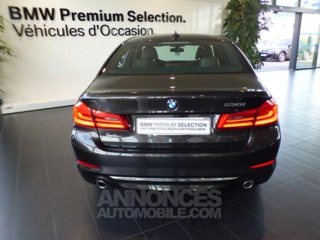 BMW Série 5 530iA 252ch Luxury MARRON Occasion - 5