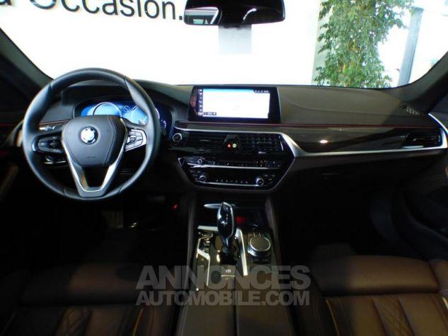 BMW Série 5 530iA 252ch Luxury MARRON Occasion - 6