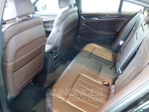 BMW Série 5 530iA 252ch Luxury MARRON Occasion - 10