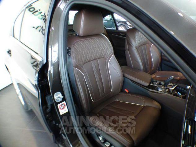 BMW Série 5 530iA 252ch Luxury MARRON Occasion - 12