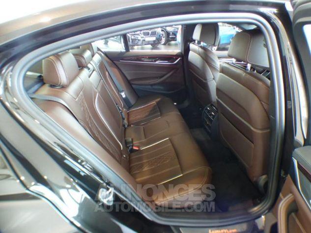 BMW Série 5 530iA 252ch Luxury MARRON Occasion - 13