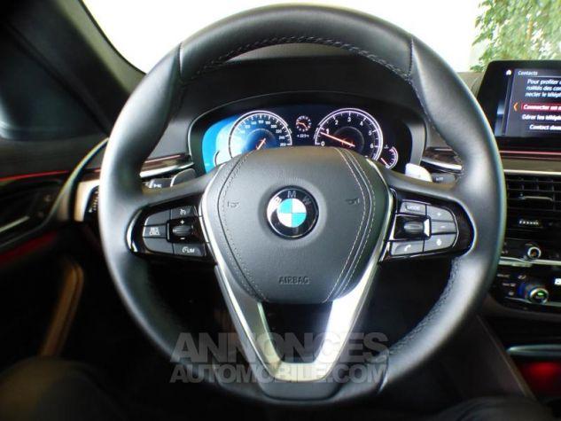 BMW Série 5 530iA 252ch Luxury MARRON Occasion - 15