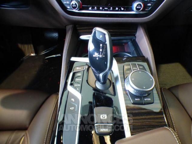 BMW Série 5 530iA 252ch Luxury MARRON Occasion - 18
