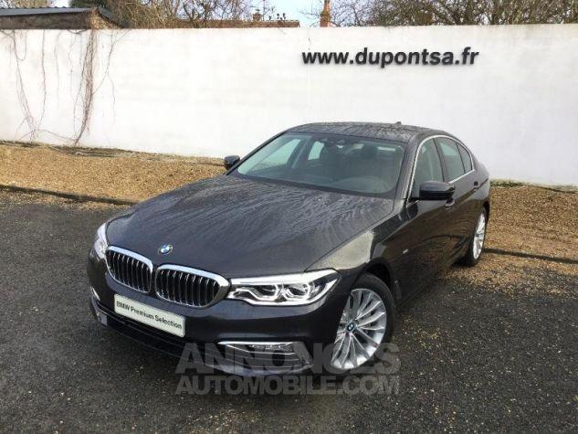 BMW Série 5 530iA 252ch Luxury Euro6d-T Sophistograu  metallise Occasion - 0