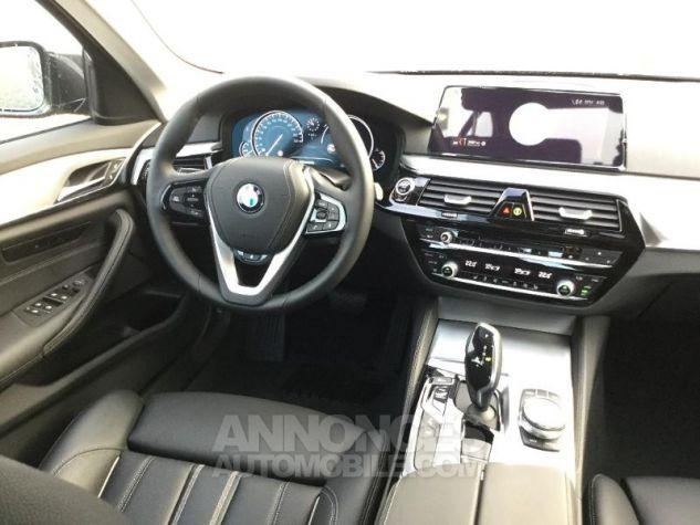 BMW Série 5 530iA 252ch Luxury Euro6d-T Sophistograu  metallise Occasion - 4