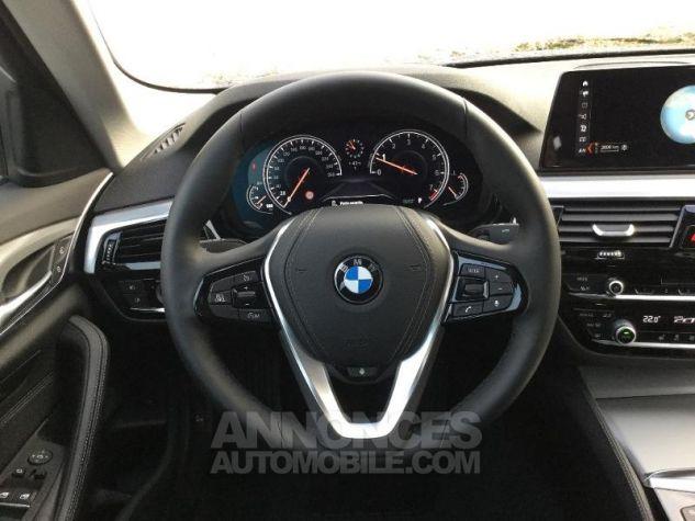 BMW Série 5 530iA 252ch Luxury Euro6d-T Sophistograu  metallise Occasion - 5