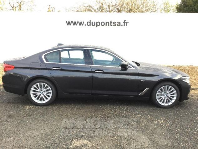 BMW Série 5 530iA 252ch Luxury Euro6d-T Sophistograu  metallise Occasion - 9