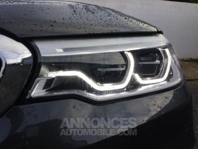 BMW Série 5 530iA 252ch Luxury Euro6d-T Sophistograu  metallise Occasion - 10