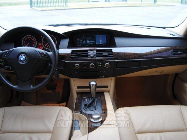 BMW Série 5 DA PACK LUXE 87822KM TOUTES OPTIONS Bleu Foncé Occasion - 1