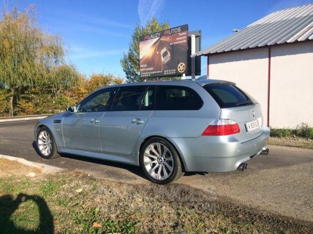 BMW Série 5 E61 2 M5 TOURING SMG7 SYLVERSTONE Occasion - 1