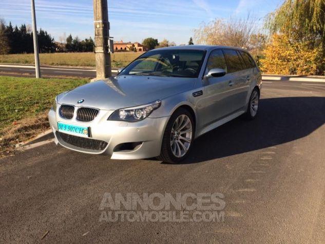 BMW Série 5 E61 2 M5 TOURING SMG7 SYLVERSTONE Occasion - 3