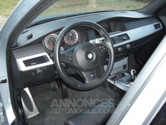 BMW Série 5 E61 2 M5 TOURING SMG7 SYLVERSTONE Occasion - 5