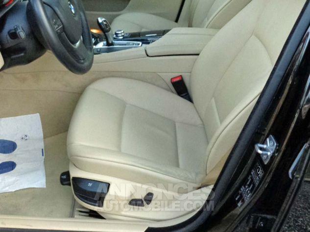 BMW Série 5 F10 530D 258 LUXURY noir verni Occasion - 8