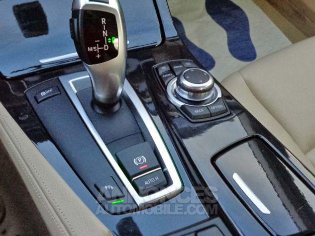 BMW Série 5 F10 530D 258 LUXURY noir verni Occasion - 12
