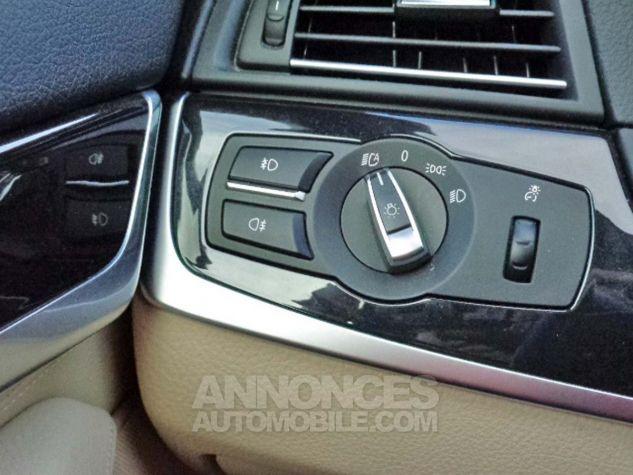 BMW Série 5 F10 530D 258 LUXURY noir verni Occasion - 16