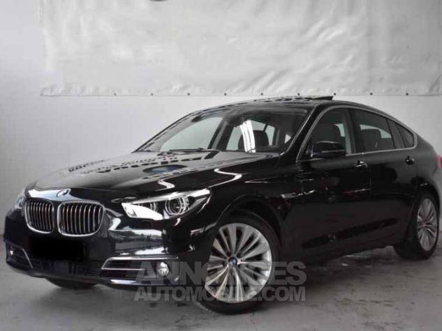 BMW Série 5 Gran Turismo F07 530DA 258CH M SPORT NOIR Occasion - 0