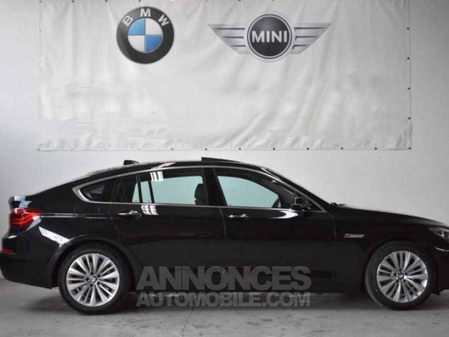 BMW Série 5 Gran Turismo F07 530DA 258CH M SPORT NOIR Occasion - 1