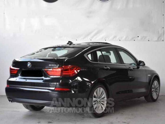 BMW Série 5 Gran Turismo F07 530DA 258CH M SPORT NOIR Occasion - 2