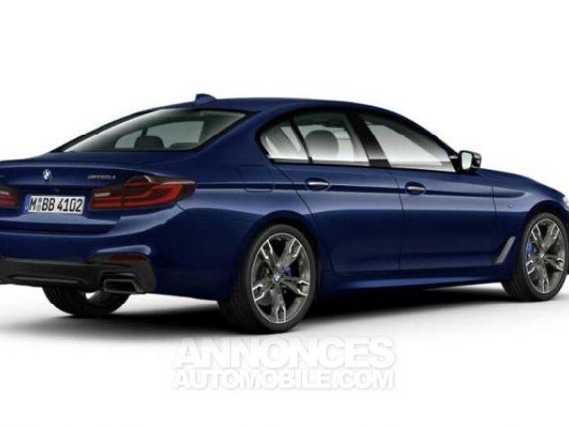 BMW Série 5 M550dA xDrive 400ch Steptronic Mediterranblau metallise Occasion - 1