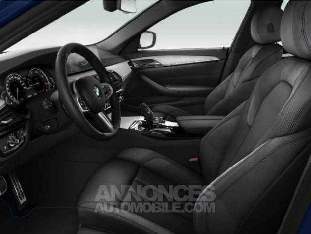 BMW Série 5 M550dA xDrive 400ch Steptronic Mediterranblau metallise Occasion - 2