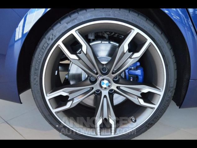 BMW Série 5 M550dA xDrive 400ch Steptronic Mediterranblau metallise Occasion - 9