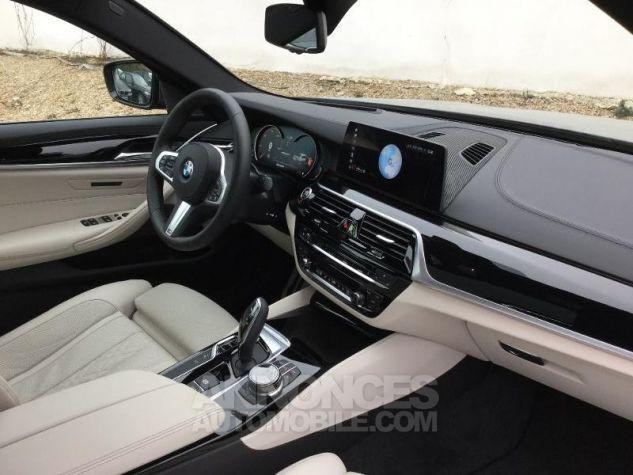 BMW Série 5 M550iA xDrive 462ch Steptronic Saphirschwarz  metallise Occasion - 2
