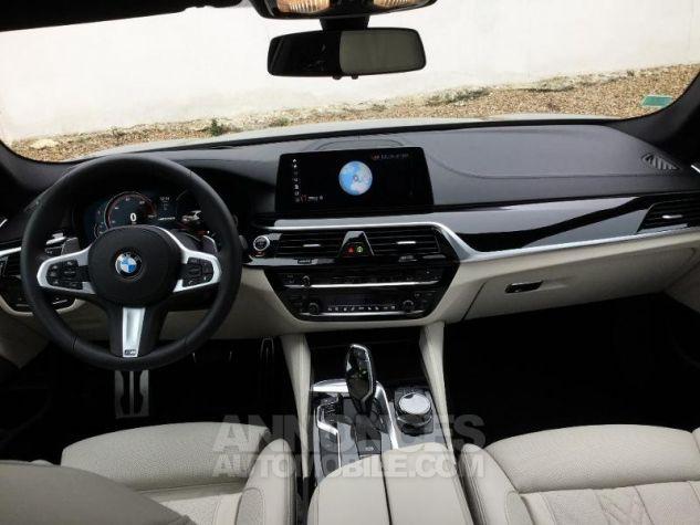 BMW Série 5 M550iA xDrive 462ch Steptronic Saphirschwarz  metallise Occasion - 3