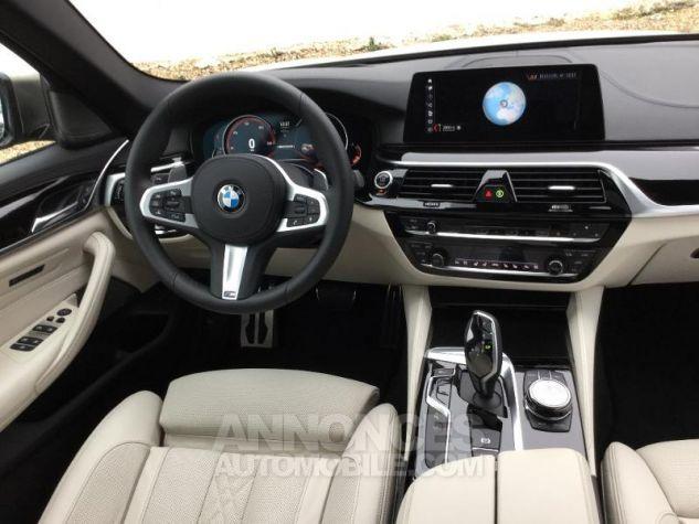 BMW Série 5 M550iA xDrive 462ch Steptronic Saphirschwarz  metallise Occasion - 4