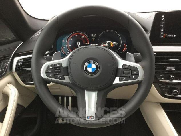 BMW Série 5 M550iA xDrive 462ch Steptronic Saphirschwarz  metallise Occasion - 5