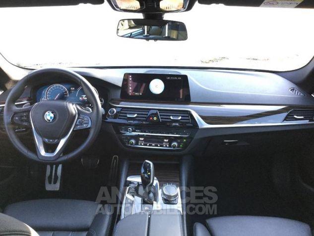 BMW Série 5 Touring 520dA 190ch M Sport Steptronic Euro6c NOIR Occasion - 3