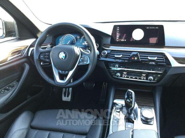 BMW Série 5 Touring 520dA 190ch M Sport Steptronic Euro6c NOIR Occasion - 4