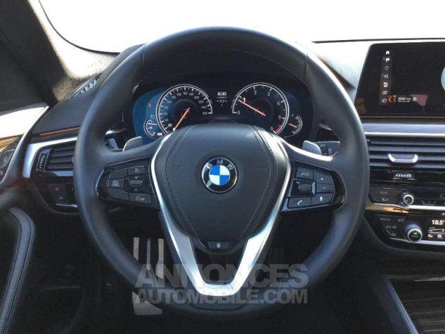 BMW Série 5 Touring 520dA 190ch M Sport Steptronic Euro6c NOIR Occasion - 5