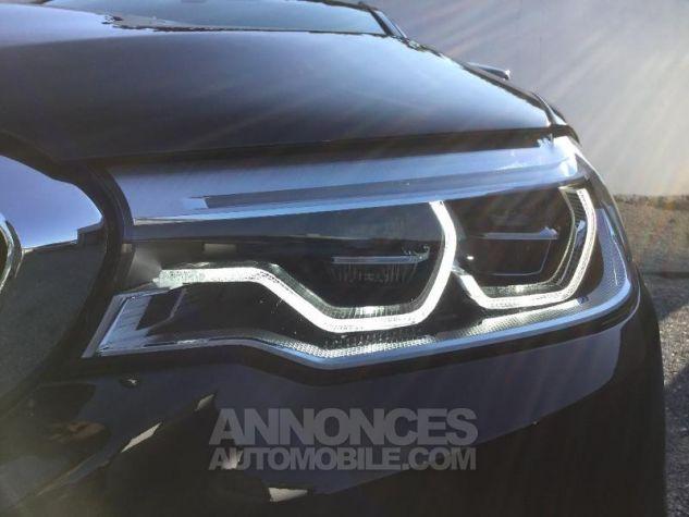 BMW Série 5 Touring 520dA 190ch M Sport Steptronic Euro6c NOIR Occasion - 11