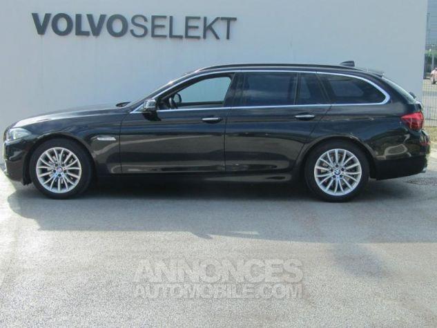 BMW Série 5 Touring 520dA xDrive 190ch Luxury Saphirschwarz Occasion - 2