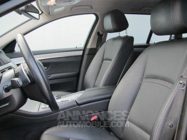 BMW Série 5 Touring 520dA xDrive 190ch Luxury Saphirschwarz Occasion - 3