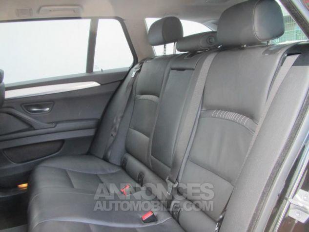 BMW Série 5 Touring 520dA xDrive 190ch Luxury Saphirschwarz Occasion - 4