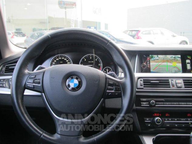 BMW Série 5 Touring 520dA xDrive 190ch Luxury Saphirschwarz Occasion - 5