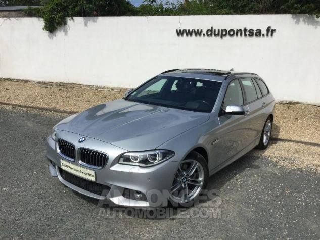 BMW Série 5 Touring 520dA xDrive 190ch M Sport GRIS C Occasion - 0