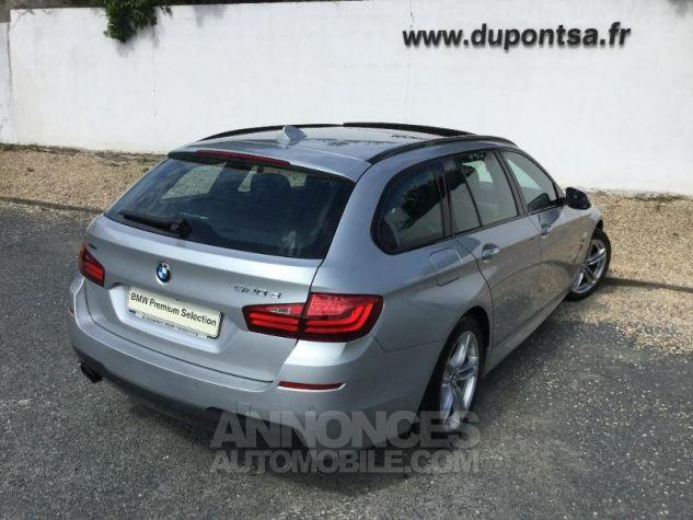 BMW Série 5 Touring 520dA xDrive 190ch M Sport GRIS C Occasion - 1