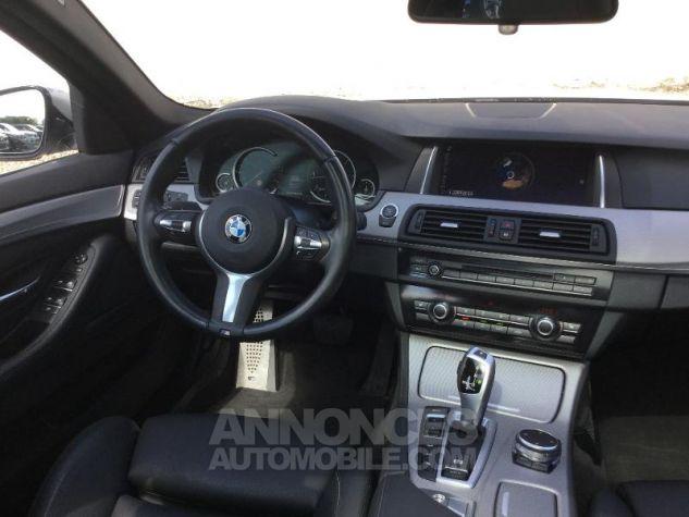 BMW Série 5 Touring 520dA xDrive 190ch M Sport GRIS C Occasion - 4
