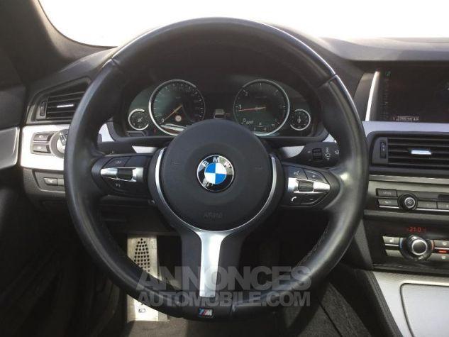 BMW Série 5 Touring 520dA xDrive 190ch M Sport GRIS C Occasion - 5