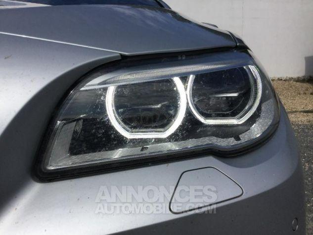 BMW Série 5 Touring 520dA xDrive 190ch M Sport GRIS C Occasion - 12