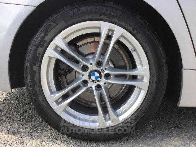 BMW Série 5 Touring 520dA xDrive 190ch M Sport GRIS C Occasion - 13