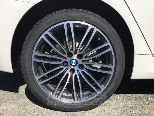 BMW Série 5 Touring 520dA xDrive 190ch M Sport Steptronic Alpinweiss III Occasion - 13