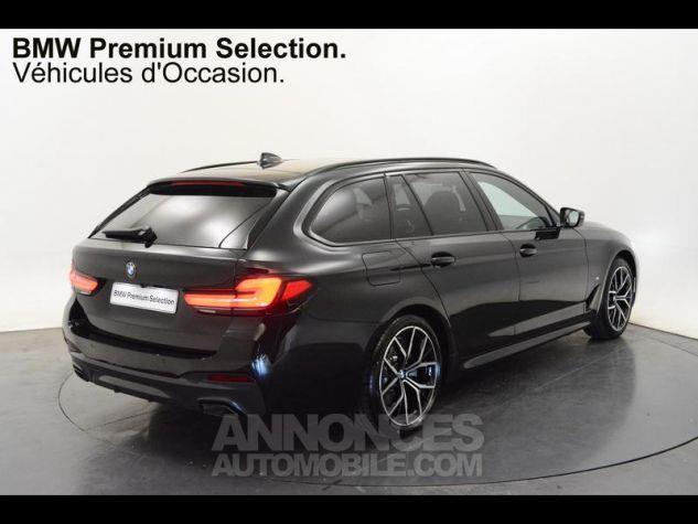 BMW Série 5 Touring 520dA xDrive 190ch M Sport Steptronic Euro6d-T 124g Saphirschwarz Neuf - 1