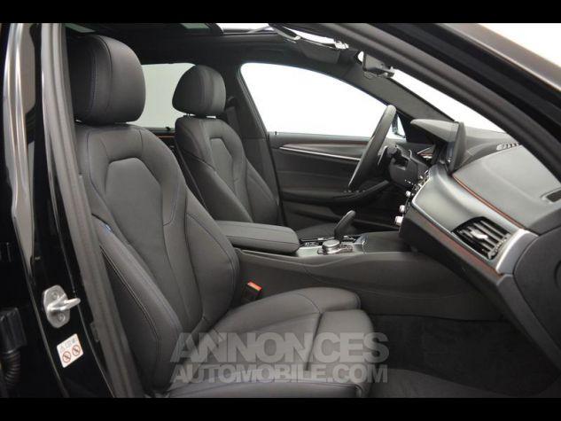 BMW Série 5 Touring 520dA xDrive 190ch M Sport Steptronic Euro6d-T 124g Saphirschwarz Neuf - 9
