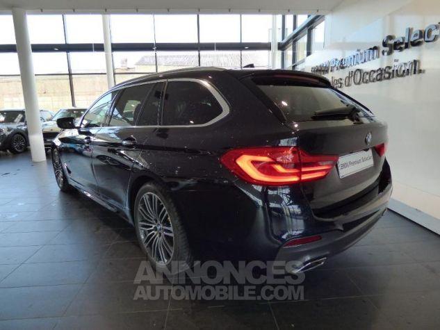 BMW Série 5 Touring 530dA xDrive 265ch M Sport Steptronic Carbonschwarz metallise Occasion - 1